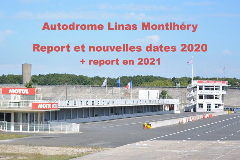 Circuit Montlhéry Calendrier 2021 Autodrome de Linas Montlhéry, en piste à partir de septembre