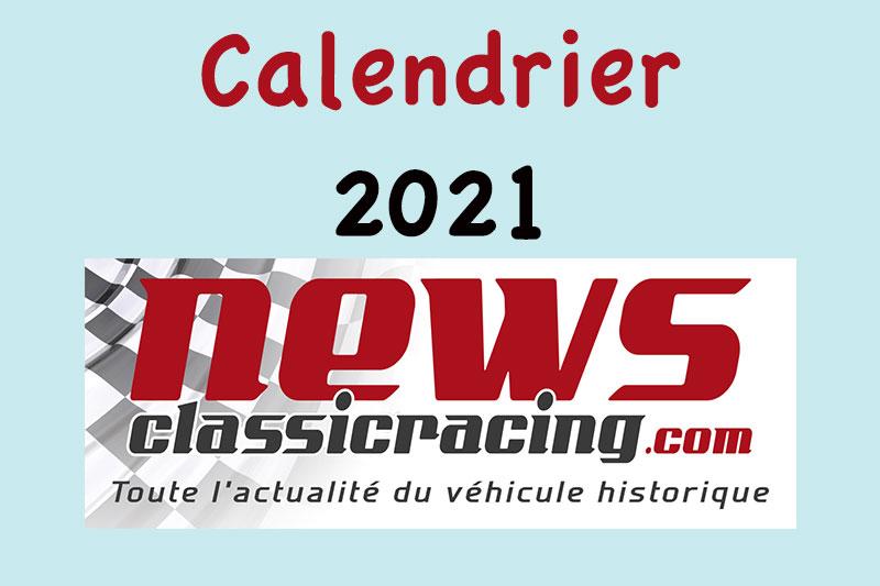 News Classic Racing   Toute l'actualité du véhicule historique