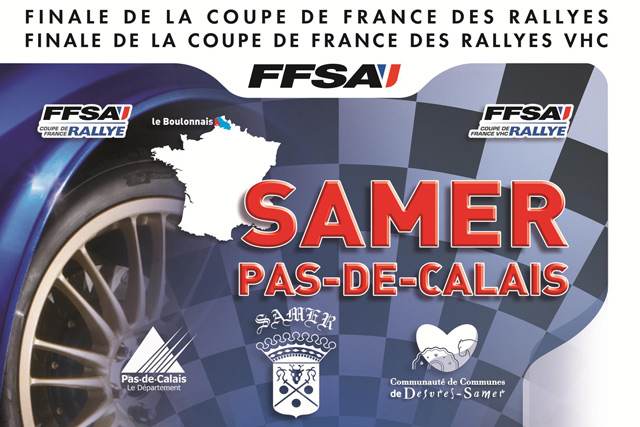 Finale de la coupe de france des rallyes vhc 2015 samer 62 - Calendrier coupe de france des rallyes 2015 ...
