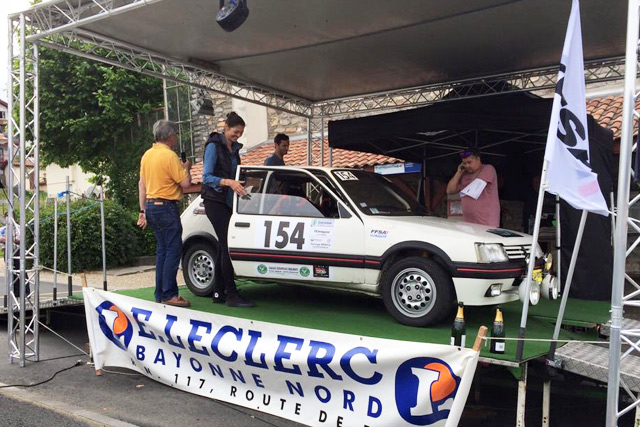 Rallye pays basque