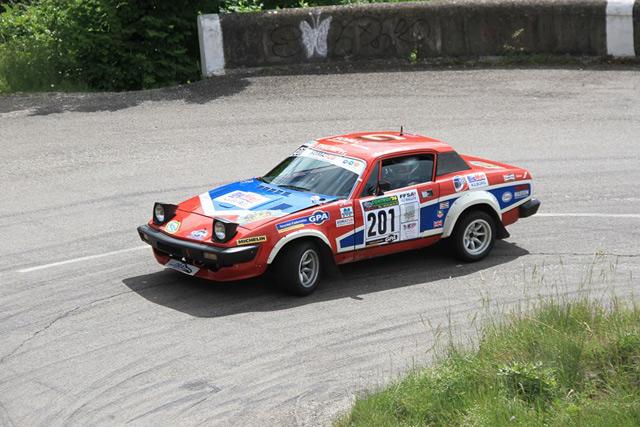 Rallye écureuil 2018