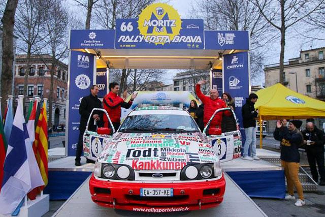 Rallye 66
