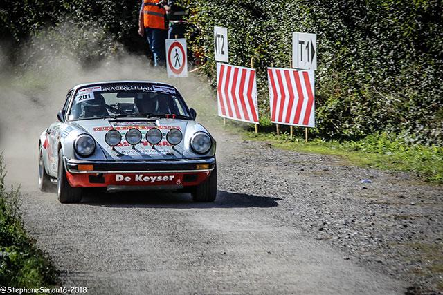 Rallye charlemagne 2018