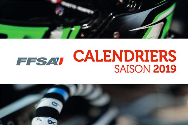 Circuit Val De Vienne Calendrier 2019.Calendriers 2019 A Vos Agendas