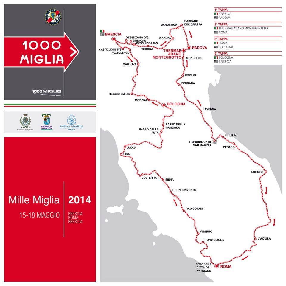 mille miglia 2015 i. Black Bedroom Furniture Sets. Home Design Ideas