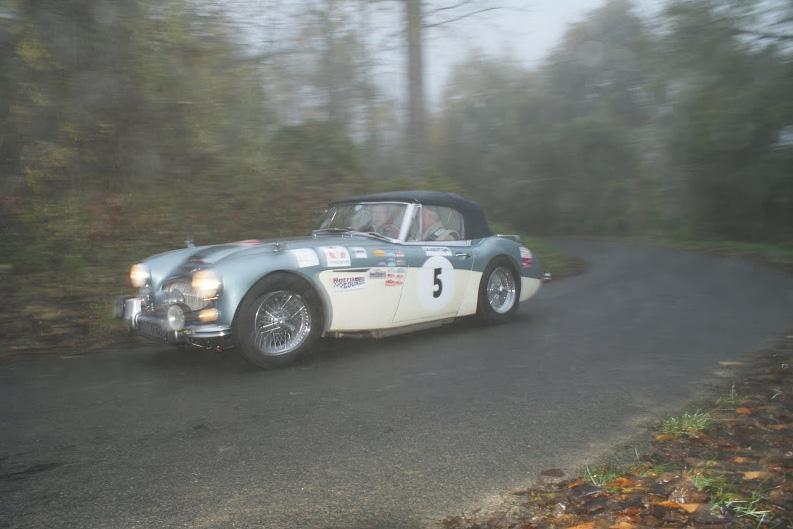 1er Rallye Classic C 244 Te D Opale