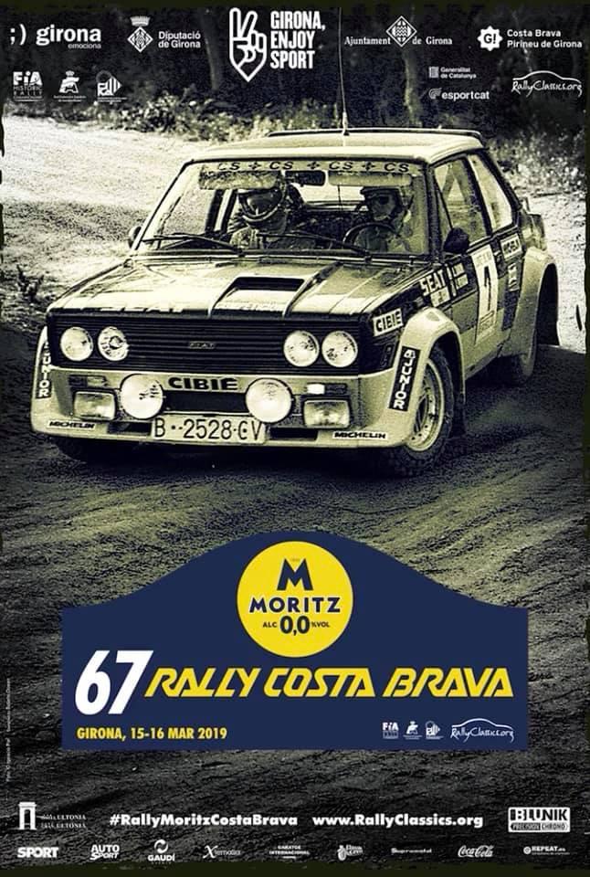 Rallye Moritz Costa Brava 2019, 67ème édition du plus ancien des rallyes espagnols