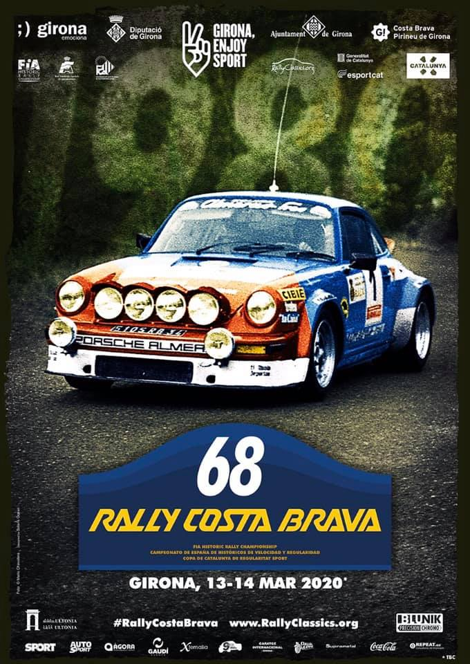 Rallye Costa Brava 2020