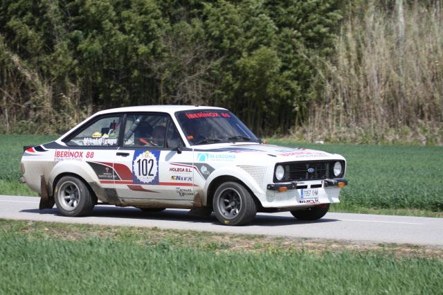 Rallye Moritz Costa Brava 2018