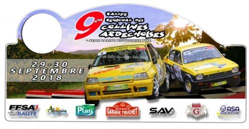 Le Rallye Des Collines Ard 233 Choises Vhc 2018