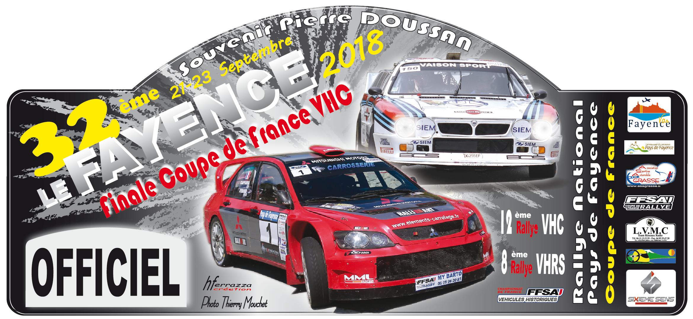 Finale de la coupe de france des rallyes vhc 2018 - Calendrier coupe de france des rallyes ...